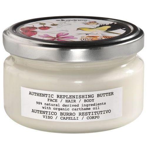 Davines authentic replenishing butter | odżywcze masło do twarzy, włosów i ciała - 200ml
