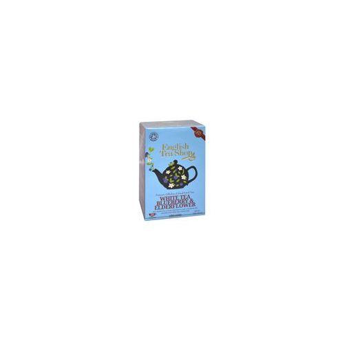 ETS White Tea Blueberry & Elderflower 20 saszetek, 2544