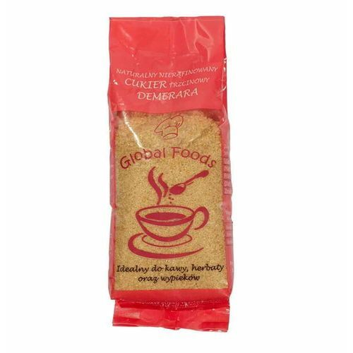 Cukier trzcinowy Demerara 500 g Global Foods