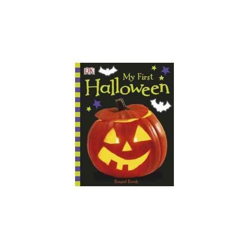 My First Halloween Board Book (9780756698560)
