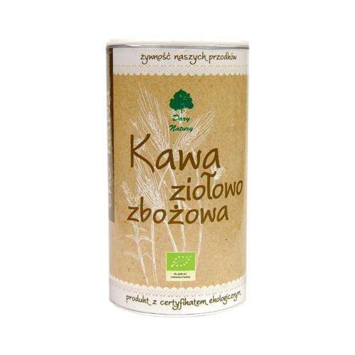 200g kawa ziołowo - zbożowa mielona puszka bio marki Dary natury