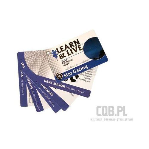 Ultimate survival Karty z gwiazdozbiorami ust star gazing cards 801050