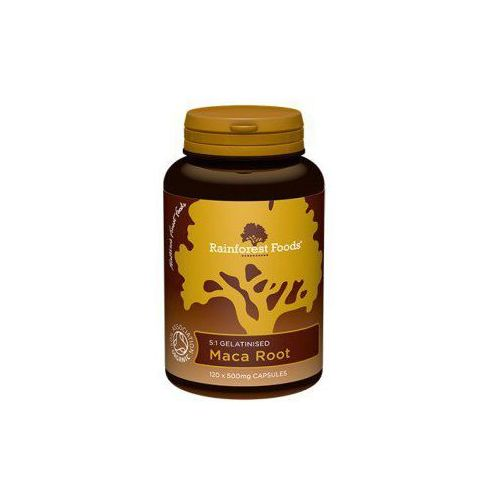 Maca BIO, Rainforest Foods (120tab.)