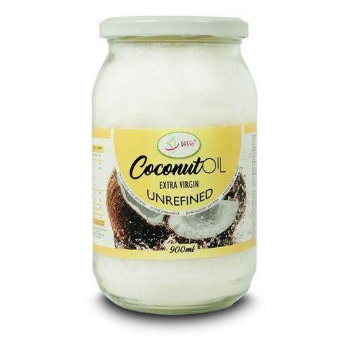 olej kokosowy nierafinowany 900ml marki Vivio