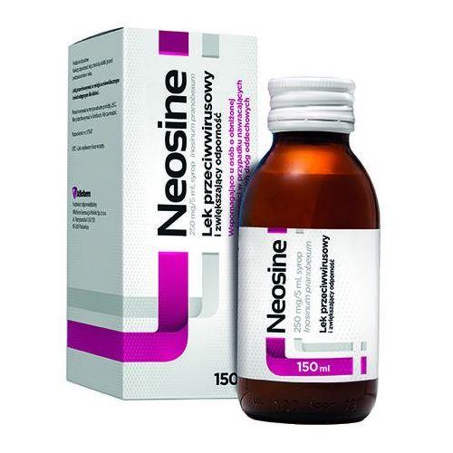 Syrop NEOSINE 250 mg/5 ml syrop 150 ml
