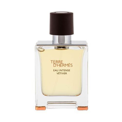 Hermes terre d´ hermès eau intense vétiver woda perfumowana 50 ml dla mężczyzn