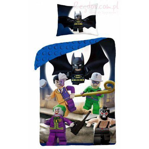 Pościel LEGO DC Superheroes 140x200cm