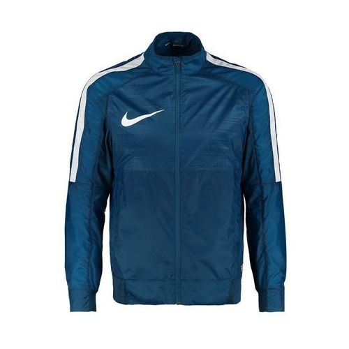 Nike Performance Kurtka sportowa blue force/blue force/white/white (kurtka męska) od Zalando.pl