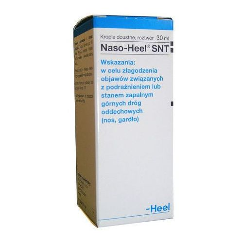 NASO-HEEL SNT krople 30ml