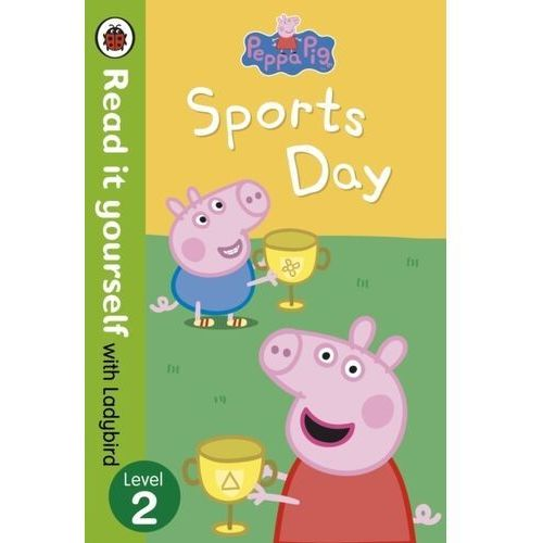 Peppa Pig: Sports Day - Read it Yourself with Ladybird, Beatrix Potter