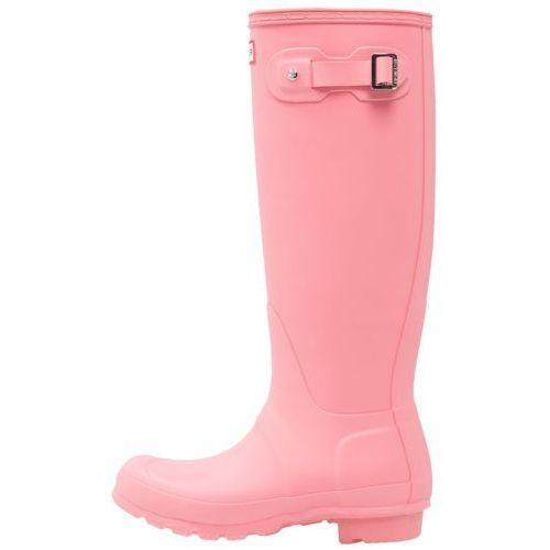 Hunter Kalosze pink