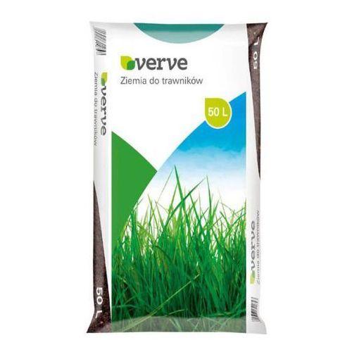 Ziemia do trawników marki Verve