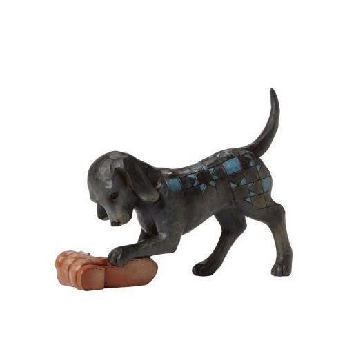 Dog, (buster), zwierzęta, pies z butem, 4045272 figurka ozdoba świąteczna marki Jim shore