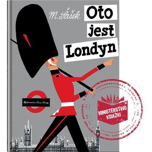OTO JEST LONDYN TW (9788363696764)