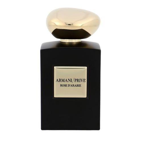 Armani prive rose d´arabie intense woda perfumowana 100 ml unisex