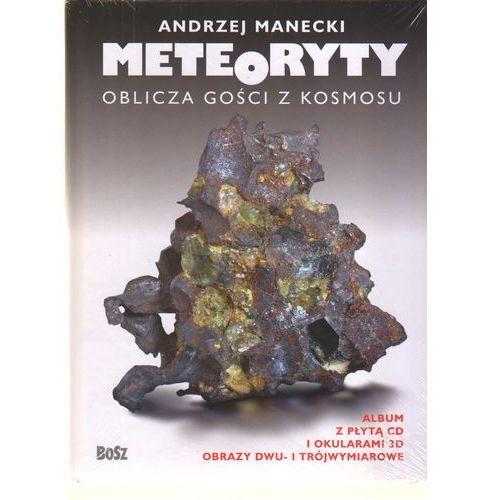 Meteoryty. Oblicza gości z kosmosu (120 str.)