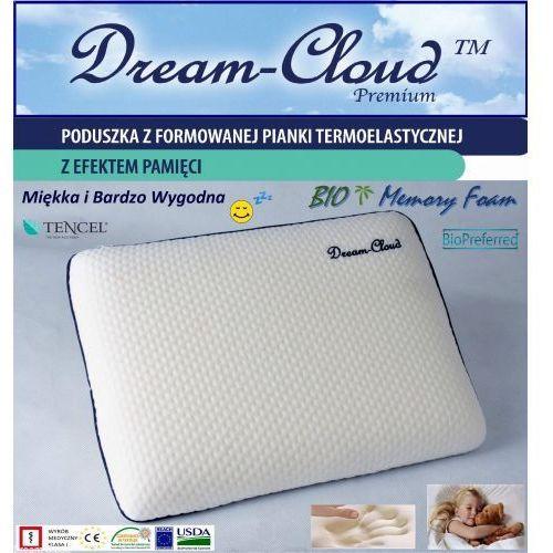 Dream-cloud Poduszka ortopedyczna premium dziecięca 42x24x8 cm
