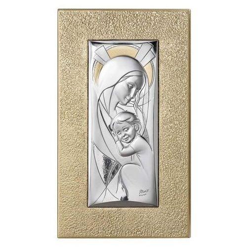 Obraz w ramie Matka Boska z dzieciątkiem – (m#000403-4), produkt marki Valenti & Co