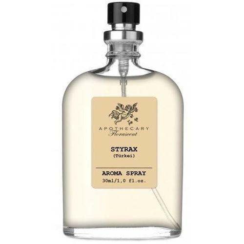 Florascent duftmanufaktur Apothecary aroma spray styrax (ambrowiec) 30 ml (4260070286131)
