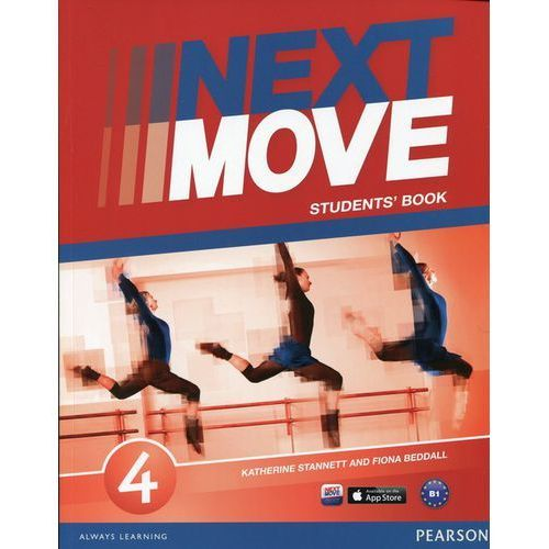 Next Move 4. Podręcznik (2014)
