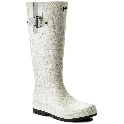 Kalosze HELLY HANSEN - Veierland 2 Graphic 112-85.930 Light Gray/Blanc De Blanc/Ebony, 35.5-41