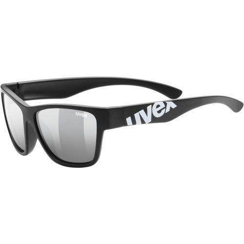 UVEX sportstyle 508 Kids Okulary rowerowe Dzieci czarny 2018 Okulary przeciwsłoneczne dla dzieci (4043197264943)