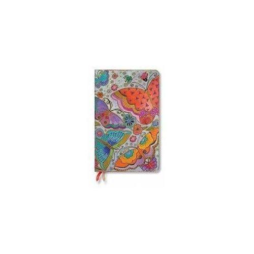 Paperblanks Kalendarz książkowy maxi 2019 12m flutterbyes (9781439749517)