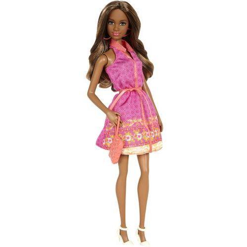 Barbie Modne przyjaciółki różowa sukienka CYJ75 (sukienka dziecięca)