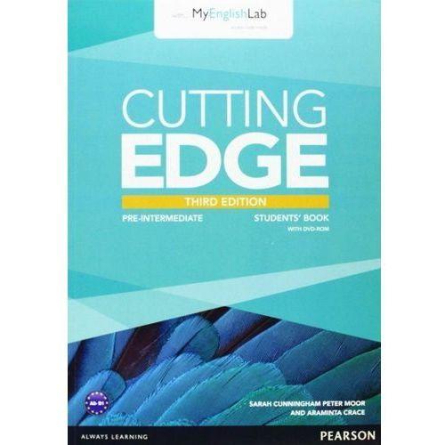 Cutting Edge 3rd Edition Pre-Intermediate. Podręcznik + DVD + MyEnglishLab (176 str.)