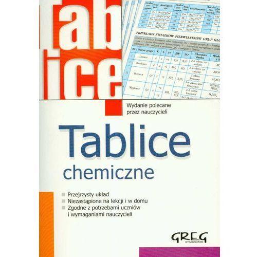 Tablice chemiczne (112 str.)