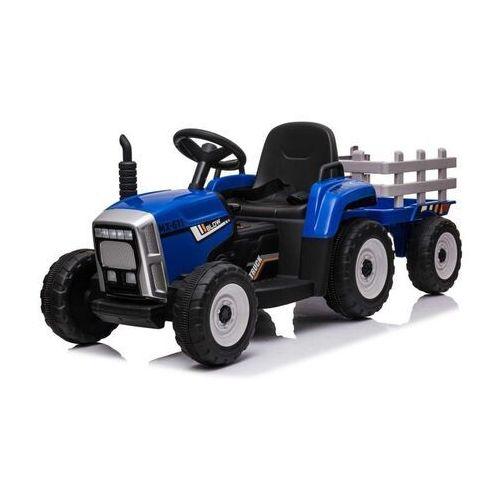 Mega Traktor Blow na akumulator z przyczepką