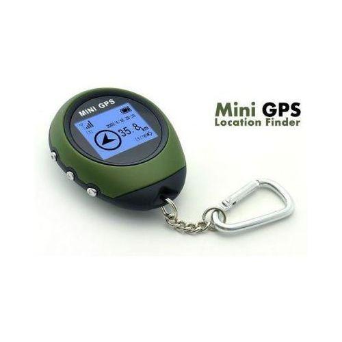 Turystyczny Lokalizator Osobisty GPS (dla grzybiarzy...) + Wysokościomierz + Pamięć + Podświetlenie.