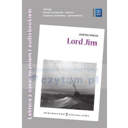 Lord Jim Lektura z opracowaniem + audiobook, Joseph Conrad