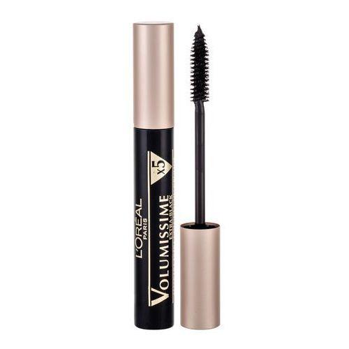 tusz volumissime x5 (tusz do rzęs dodatkową objętość) 8 ml (cień extra black) marki L'oréal