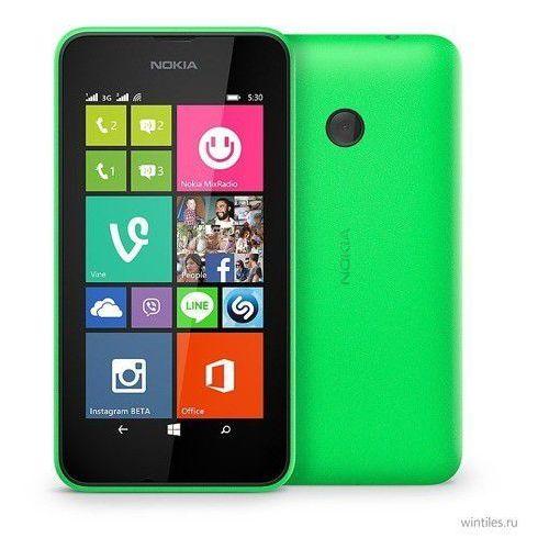 Lumia 530 marki Nokia telefon komórkowy
