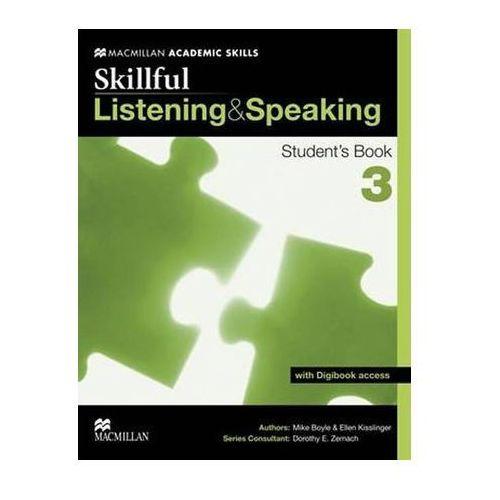 Skillful 3 Listening & Speaking. Podręcznik + Digibook (2013)
