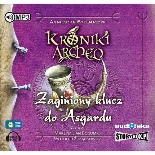 Zaginiony klucz do Asgardu cz. 6 - Kroniki Archeo, Heraclon