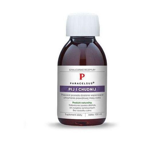 Paracelsus: Pij i Chudnij 100 ml (5902768597257)