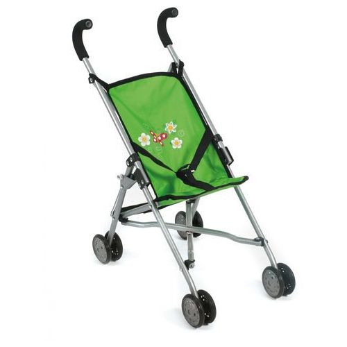 Bayer Chic Mini-Buggy ROMA, czarny/zielony - oferta [b5256e2bd595a3f6]