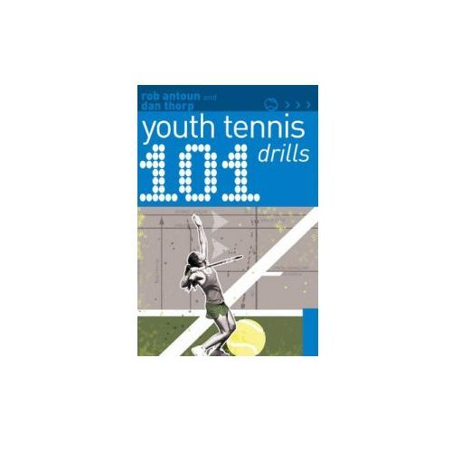 101 Youth Tennis Drills (9781408113301)