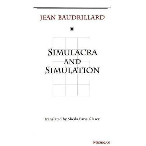 code unknown baudrillard's third order simulacra