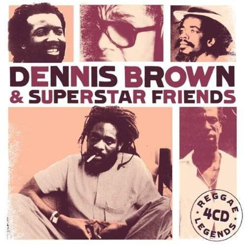 Reggae legends - brown & superstar friends, dennis (płyta cd) marki Vp