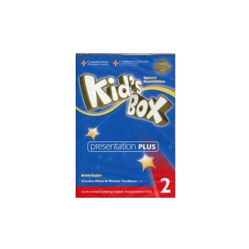 Kid's Box 2 Presentation Plus (Płyta DVD) (9781316628003)