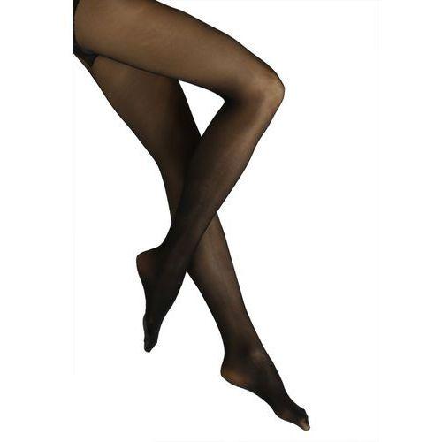 Calvin Klein Underwear FRENCH CUT 40 Rajstopy black ze sklepu Zalando.pl
