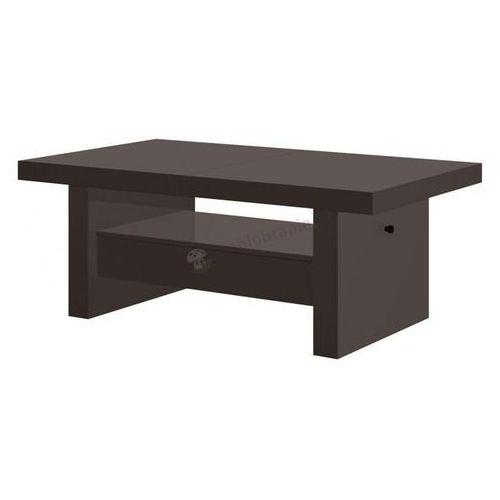 Ława Aversa - brąz połysk - produkt z kategorii- stoliki i ławy