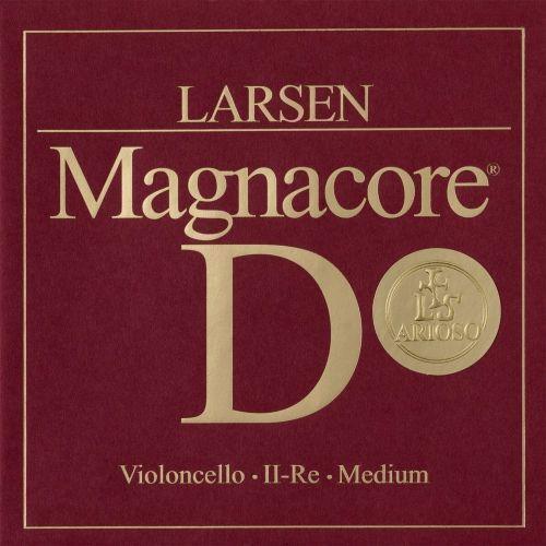 Larsen (639426A) Magnacore struna do wiolonczeli - D - Arioso 4/4