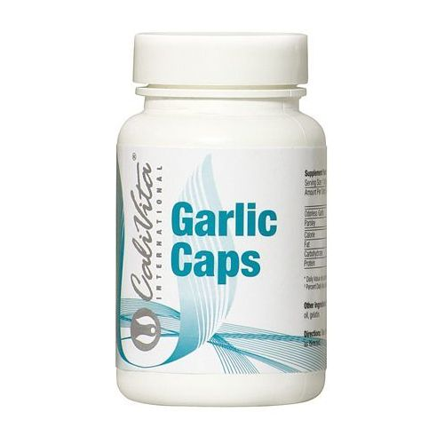 Garlic Caps With Extra Parsley