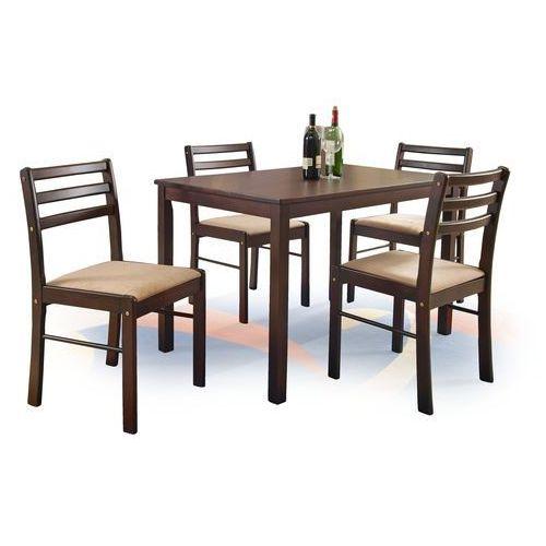 Zestaw HALMAR NEW STARTER Stół + 4 krzesła, marki Halmar do zakupu w ErgoExpert.pl
