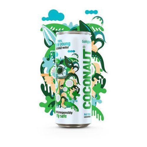 Coconaut woda kokosowa naturalna 320ml - niegazowana (8936020052533)