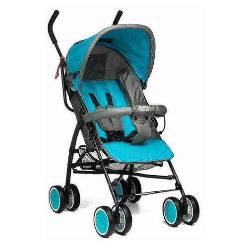 Wózek spacerówka Moolino Compact Niebiesko-szary